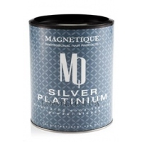 MAGNETIQUE Silver Platinum - Осветляющая пудра