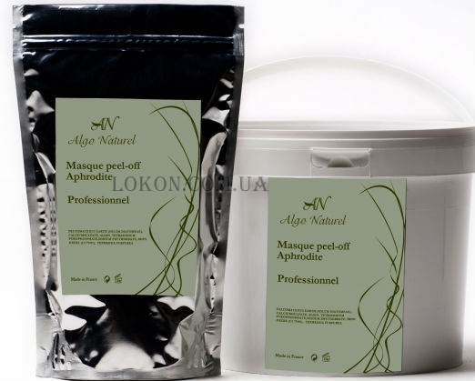 ALGO NATUREL Masque peel off Aphrodite - Альгинатная маска
