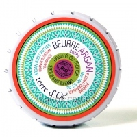 TERRE D'OC Argan Body Butter Orange blossom - Масло для тела