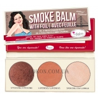 TheBALM Smoke Balm vol 4 - Мини-палетка теней