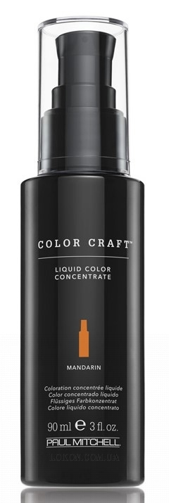 PAUL MITCHELL Color Craft Liquid Color Concentrate Mandarin - Жидкая краска-концентрат