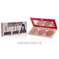 TheBALM The Manizer Sisters - Палетка люминайзеров