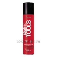 FANOLA Styling Tools Thermo Force Thermal Protective Fixing Spray - Спрей с фиксацией и термозащитой