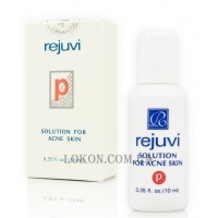 REJUVI «p» Solution for Acne Skin - Средство против акне