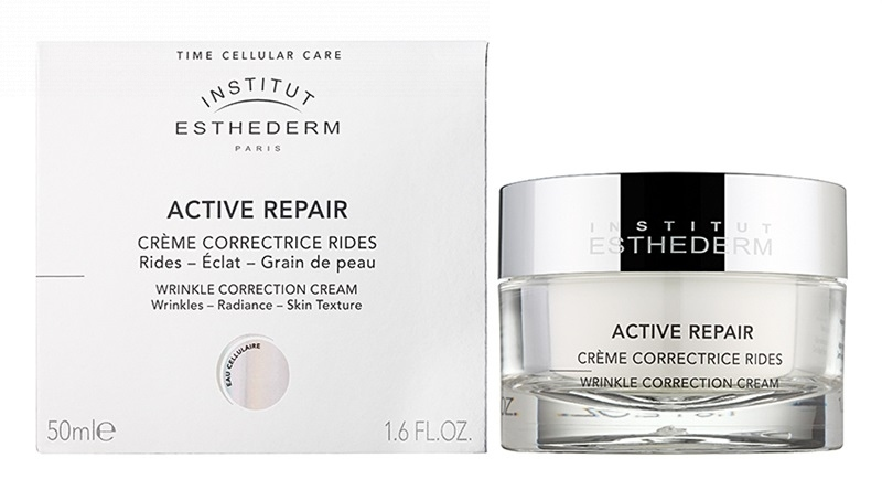 INSTITUT ESTHEDERM Active Repair Wrinkle Correction Cream - Восстанавливающий крем для лица