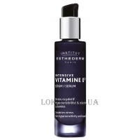 INSTITUT ESTHEDERM Intensive Vitamine E2 Concentrated Formula Serum - Сыворотка на основе витамина Е2