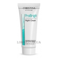 CHRISTINA CLINICAL ProBright Night Cream - Восстанавливающий ночной крем