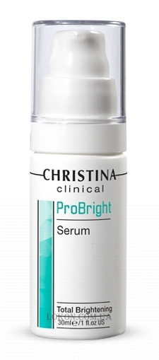 CHRISTINA CLINICAL ProBright Serum Total Brightening - Осветляющая сыворотка