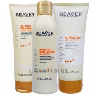 BEAVER Hydro Nutritive Moisturizing Kit - Набор