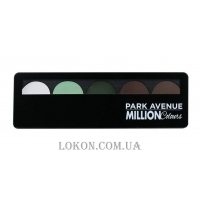 PARK AVENUE Million Colours - Палитра теней