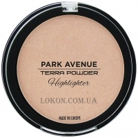 PARK AVENUE Terra Powder Highlighter - Хайлайтер