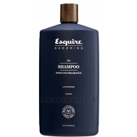 CHI Esquire Grooming The Shampoo With Oud Fragrance - Мужской шампунь