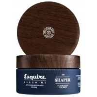 CHI Esquire Grooming The Shaper Strong Hold Low Shine - Мужской моделирующий крем