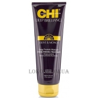 CHI Deep Brilliance Olive & Monoi Optimum Protein Masque - Протеиновая маска