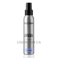 ALCINA Pastell Spray Ice-Blond - Тонирующий спрей