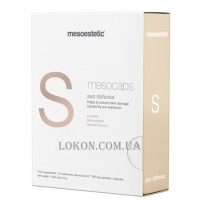 MESOESTETIC Mesocaps Sun Defense - Защита от солнца