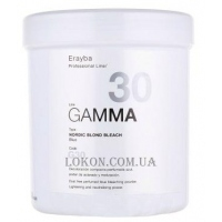 ERAYBA G30 Nordic Blond Blue Bleach - Пудра обесцвечивающая
