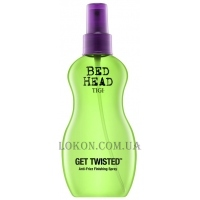 TIGI Bed Head Foxy Curls Get Twisted Anti-Frizz Finishing Spray - Финишный спрей для вьющихся волос