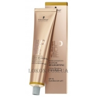 SCHWARZKOPF BlondMe Bond Enforcing Blonde Hi-Lighting Warm Gold - Бондинг-крем для мелирования
