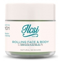 ILCSI Rolling Face & Body Exfoliating Mask - Абразивный скраб