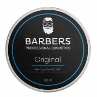BARBERS Premium Beard Balm Original - Бальзам для бороды