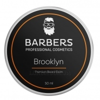 BARBERS Premium Beard Balm Brooklyn - Бальзам для бороды