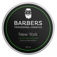 BARBERS Premium Beard Balm New York - Бальзам для бороды