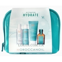 MOROCCANOIL Travel Kit Bag Hydration - Дорожный набор