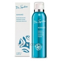 DR.SPILLER Manaru Shower Foam - Бодрящая пенка для душа