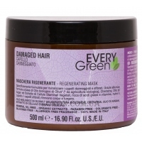DIKSON Every Green Damaged Hair Regenerating Mask - Восстанавливающая маска