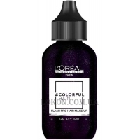 L'OREAL Colorfulhair Flash Pro Hair Make-Up Galaxy Trip - Краска-макияж для волос