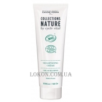 EUGENE PERMA Cycle Vital Bio Nature Cream Shampoo - Био-шампунь-крем