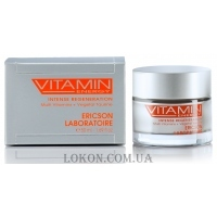 ERICSON LABORATOIRE Vitamin Energy Intense Regeneration - Регенерирующий ночной крем