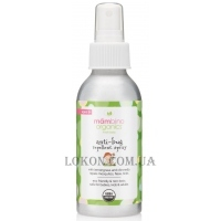 MAMBINO Organics Anti-Bug Repellent Spray - Детский репеллентный спрей
