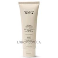 PREVIA Natural Haircare Style&Finish Leave-in Sublime Creme - Несмываемый сублимирующий крем для укладки