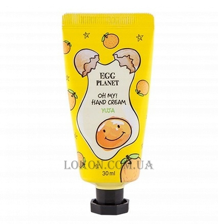 DAENG GI MEO Egg Planet Yuja Hand Cream - Крем для рук