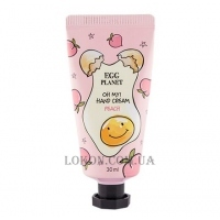 DAENG GI MEO Egg Planet Peach Hand Cream - Крем для рук