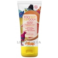 TOOFRUIT Kapidoux Grapefruit + Lemon Styling Paste - Паста для стайлинга