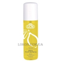 LCN Citrus Foot Fresh up Spray - Освежающий спрей для уставших и отёкших ног