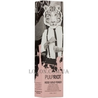 PULP RIOT Rose Gold Toner - Тонер