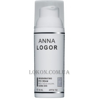 ANNA LOGOR Regeneration Eye Cream - Восстанавливающий крем для кожи вокруг глаз