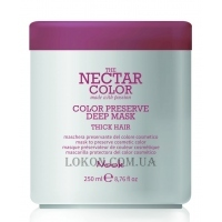 MAXIMA NOOK The Nectar Color Thick Hair Preserve Deep Mask - Маска