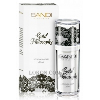 BANDI Gold Philosophy Ultimate Elixir - Сыворотка молодости