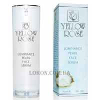 YELLOW ROSE Luminance Pearl Face Serum - Сыворотка с жемчугом