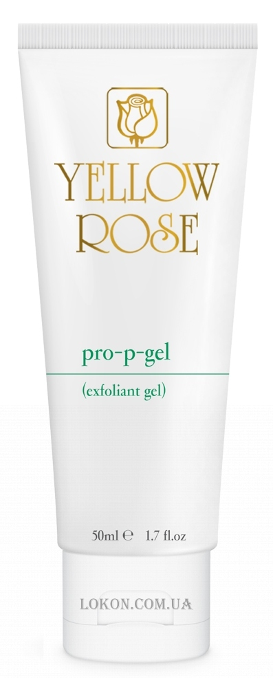 YELLOW ROSE Pro-P-Gel (exfoliant gel) - Пропигель-эксфолиант