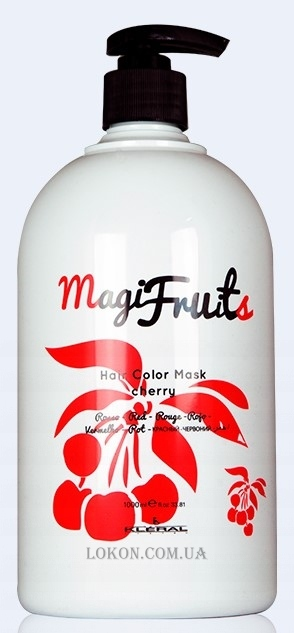 KLERAL SYSTEM MagiFruits Color Mask Cherry - Тонирующая маска