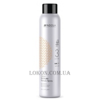 INDOLA Innova Texture Spray - Сухой текстурирующий спрей
