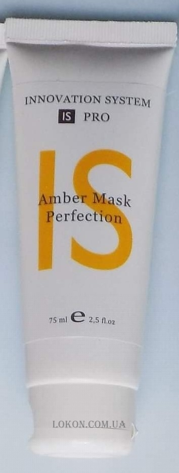 INNOVATION SYSTEM IS Pro Amber Mask Perfection - Янтарная маска