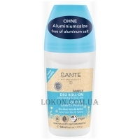 SANTE Family Extra Sensitive Deodorant Roll-on - Роликовый дезодорант