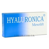 VITAL ESTETIQUE Hyaluronica Mesolift - Коктейль
